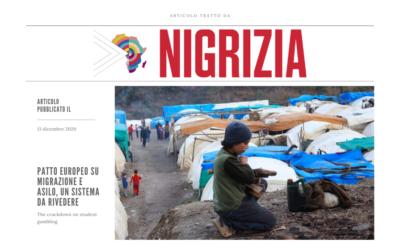 Patto europeo su migrazione e asilo, un sistema da rivedere